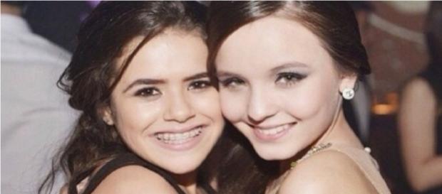 As 'minas' de ouro. Larissa Manoela e Maísa Silva são verdadeiras milionárias. Veja quanto ganha cada uma delas.