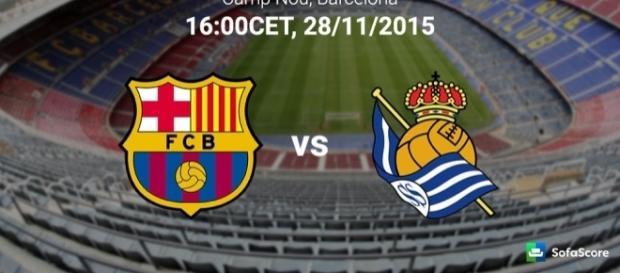 Barcelona vs Real Sociedad - Match preview & Live Stream info ... - sofascore.com