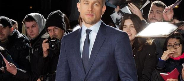 Charlie Hunnam: David Beckham is 'f***ing cool' - femalefirst.co.uk