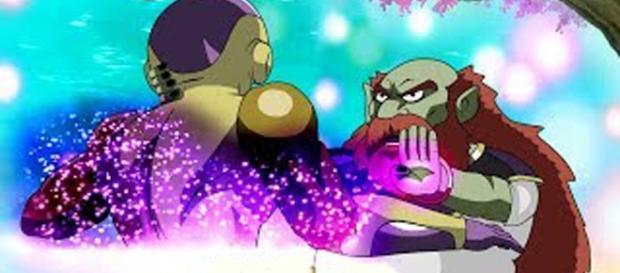 Dragon Ball Super: Sidra hace desaparecer a Freezer.