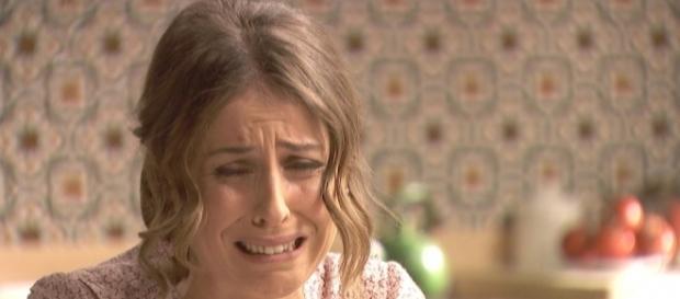 Il Segreto: la confessione di Adela