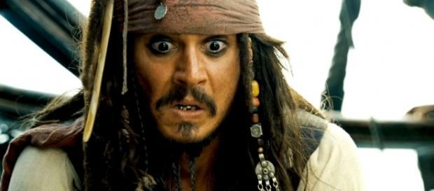 Johnny Depp es de los actores mas taquilleros hoy en día