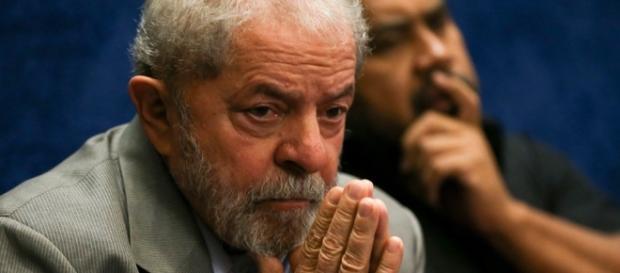 Lula diz a Moro que não há provas contra ele.