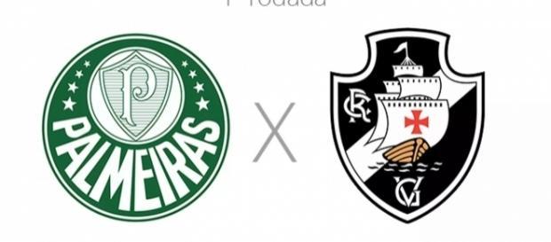 Palmeiras e Vasco duelam no Allianz Parque
