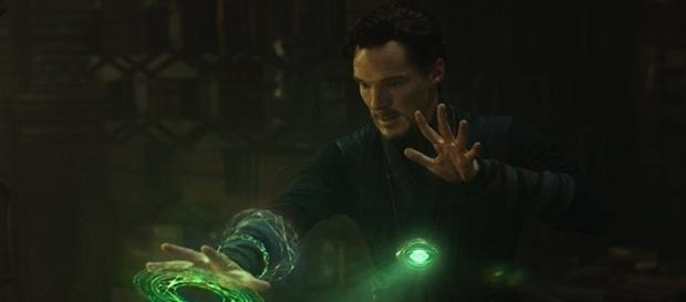 """Sherlock"" actor Benedict Cumberbatch starred as Stephen Strange in the 2016 hit Marvel superhero film. (via IMDB/Marvel Studios)"
