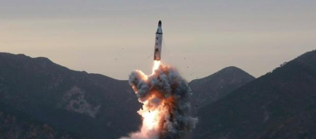 US threatens decisive response as North Korea fires ANOTHER failed ... - thesun.co.uk