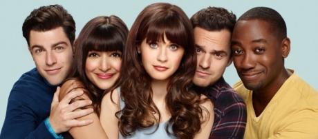 "Fox has renewed ""New Girl"" for season 7 and it will be its final season. (Photo via - eonline.com)"