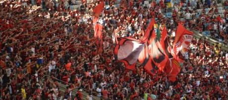 Mais de 50 mil pessoas viram a estreia do Flamengo