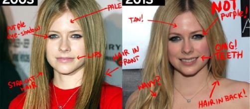 Avril Lavigne: torna di moda la bufala sulla sua morte.