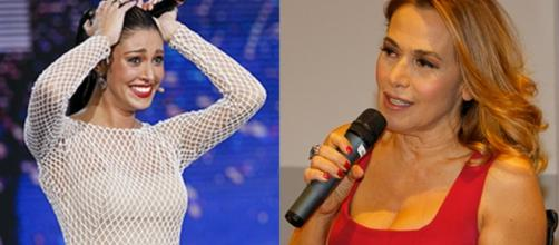 Belen Rodriguez e Barbara D'Urso: ancora tensione tra le due