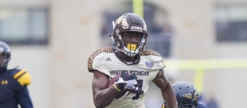 Corey Davis is a small-college WR who could be a big NFL star ... - cbssportsasheville.com