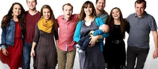 Duggar Family promo photo via BN library