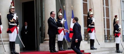 Emmanuel Macron, youngest French leader since Napoleon, sworn in ... - timesofisrael.com