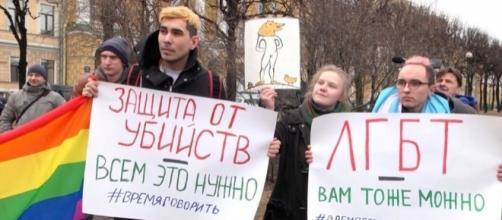 En Tchétchénie le massacre des homosexuels continue
