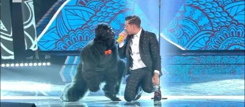 Francesco Gabbani all'Eurovision 2017