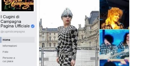 "I Cugini di Campagna scrivono a Lady Gaga: ""Smettila di copiarci i ... - adnkronos.com"