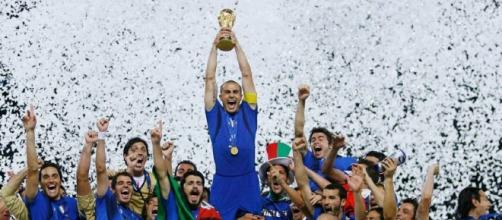 Il calcio italiano sul tetto del mondo
