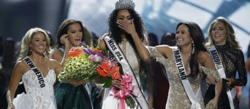Miss USA 2017 winner is Miss DC (again). | USA Extra News - hungarytoday.hu