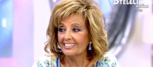 Pilar Eyre se la juega a María Teresa Campos