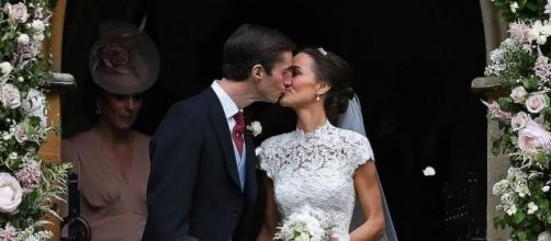 Pippa Middleton: ecco l'abito da sposa disegnato da Giles Deacon ... - repubblica.it