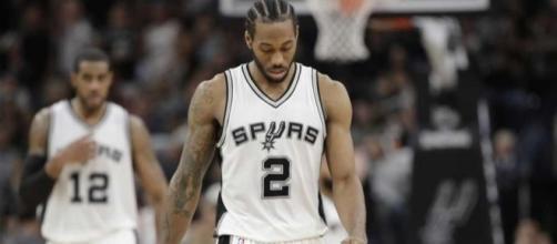 Spurs' Kawhi Leonard ruled out for Game 6 - San Antonio Express-News - mysanantonio.com