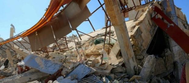 .. Altre accuse di crimini contro umanità per la Siria