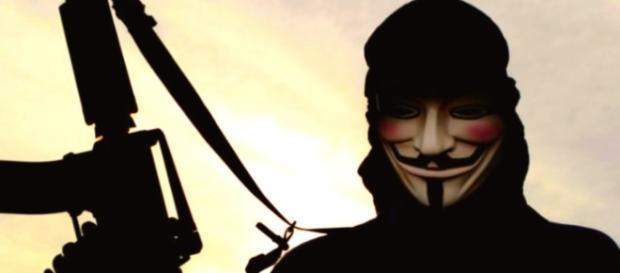 Anonymous faz revelações sobre guerra (Foto: Google)