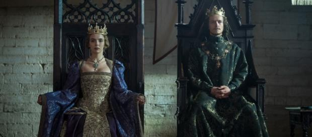 Henry and Lizzie need Spain in 'The White Princess' [Image via Blasting News Library]