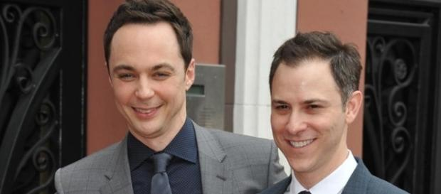 Jim Parsons ties the knot with longtime partner Todd Spiewak | tv ... - hindustantimes.com