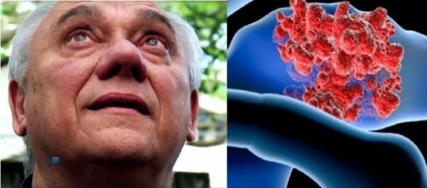 Marcelo Rezende descobre câncer de pâncreas, que atacou também o fígado