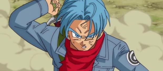 O personagem Trunks (Dragon Ball Z) Foto: Reprodução.