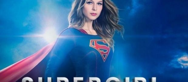 Supergirl tv show logo image,via Flickr.com