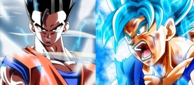 The showdown between the father and son made the ground shake and made the spectator in awe of Gohan's power. - 247techy.com