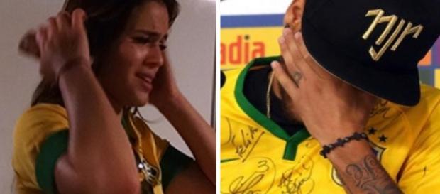 Vidente não perdoa Neymar e Bruna - Google