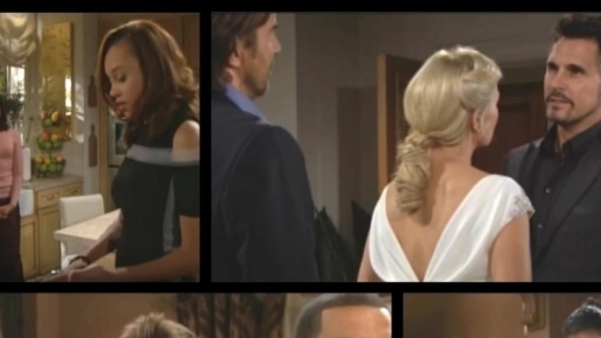 The Bold And The Beautiful Brooke To Choose Bill Over Ridge