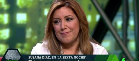 """LA SEXTA TV   Susana Díaz, sobre el Comité Federal del PSOE: """"Se ... - lasexta.com"""