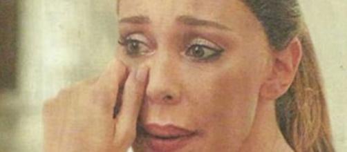 Belen in lacrime per l'intervento di Stefano