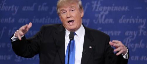 Donald Trump svela informazioni segrete