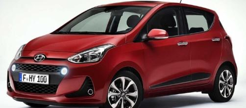 Facelifted Hyundai i10 on sale in January, priced from £9250 | Autocar - autocar.co.uk