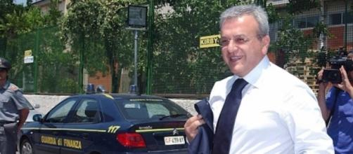 In foto Aniello Aliberti, ex presidente della Salernitana