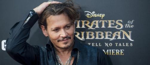 Johnny Depp en Piratas del Caribe 5 - rcnradio.com