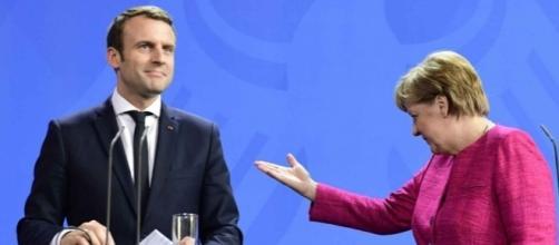 Macron-Merkel, un couple (déjà) fort?