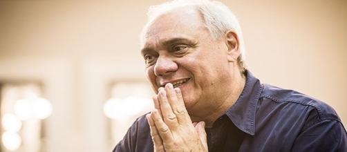 Marcelo Rezende foi diagnosticado com câncer recentemente