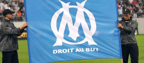 olympique de marseille logo om
