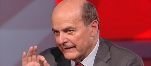 Pierluigi Bersani parla del futuro del centrosinistra