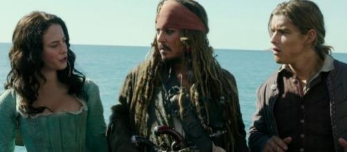 Pirates of the Caribbean: Dead Men Tell No Tales' New Trailer ... - yahoo.com