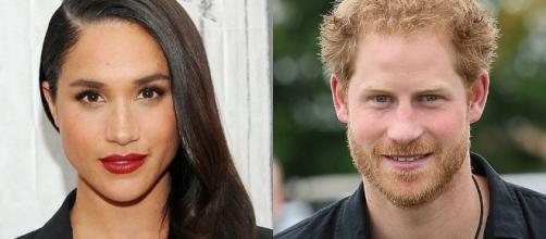 Prince Harry is finally allowed to wed Meghan Markle in the church of Abbey. Photo via - pinterest.com