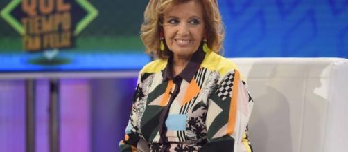 Programas TV: María Teresa Campos a punto del desmayo, en pleno ... - elconfidencial.com