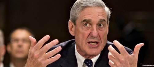 Robert Muller as the new special counsel appointed by the US Department of Justice