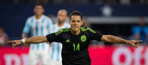 Selección Mexicana | Chicharito, más caro que cuatro selecciones ... - as.com